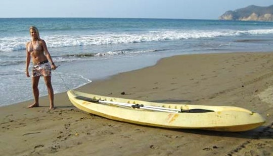 Sea Kayaking Tours In Puerto López, Ecuador