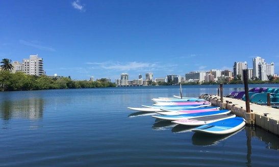 Stand Up Paddle Board Rental In San Juan