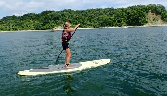 Paddleboard Rental In Playa Samara, Costa Rica