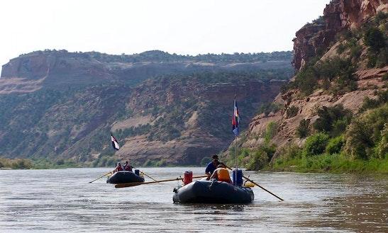 Rafting Trips On Colarado River
