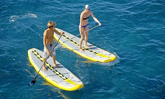 Sup Rental & Lessons In Kailua-kona, Hawaii