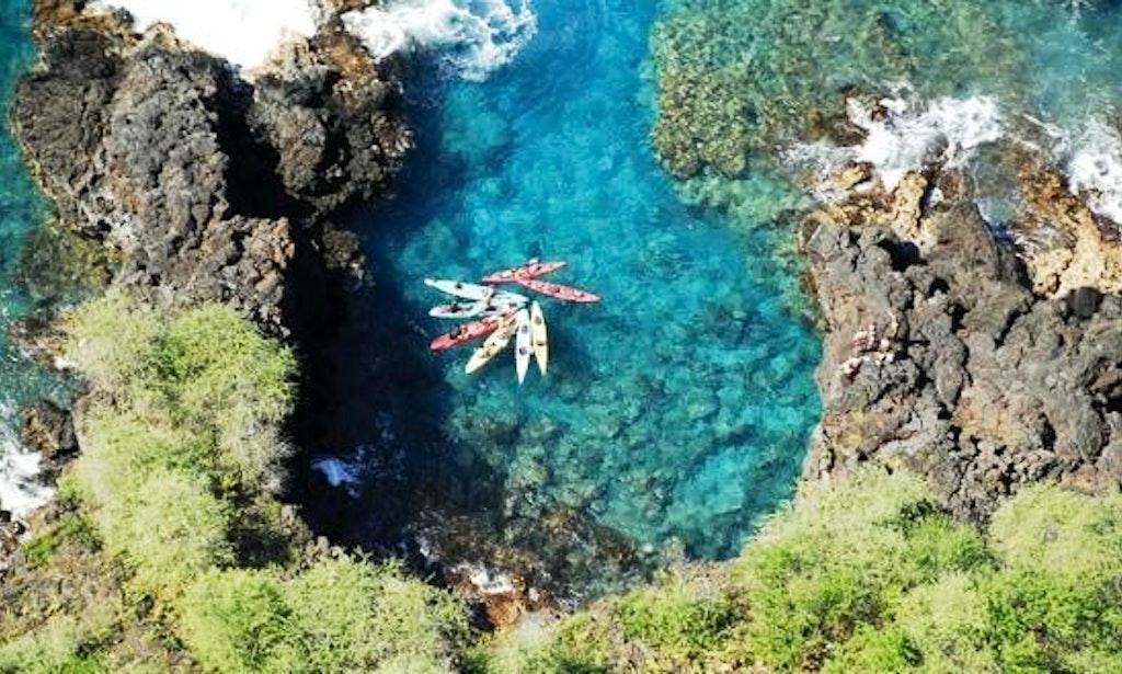 Kayak Tours Big Island Hawaii