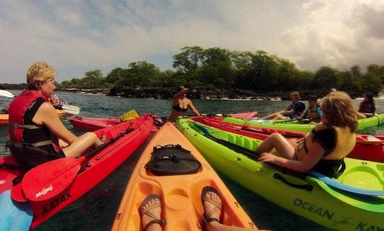 Single-kayak Rental & Tours In Kailua-kona