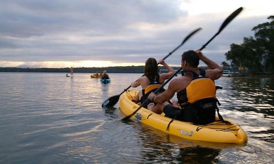 Tandem Kayak Rental In Kealakekua