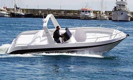 Bowrider Lancha mano Marine 23' Charter in St Antoni de Portmany, Spain