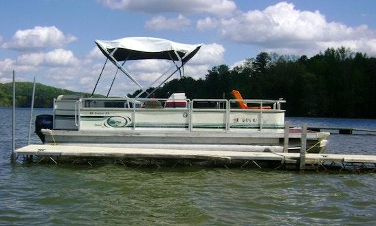 Party Barge Pontoon Rental In Birmingham