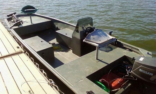 Fishing Boat Rental In Birmingham