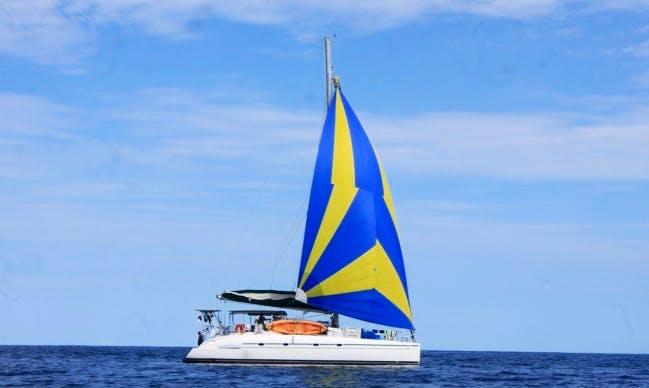 "Charter on 46ft ""Nikita"" Bahia 46 Catamaran Boat In Panama, Panama"