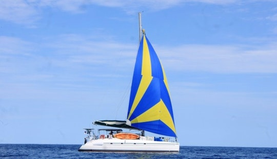 Charter On 46ft