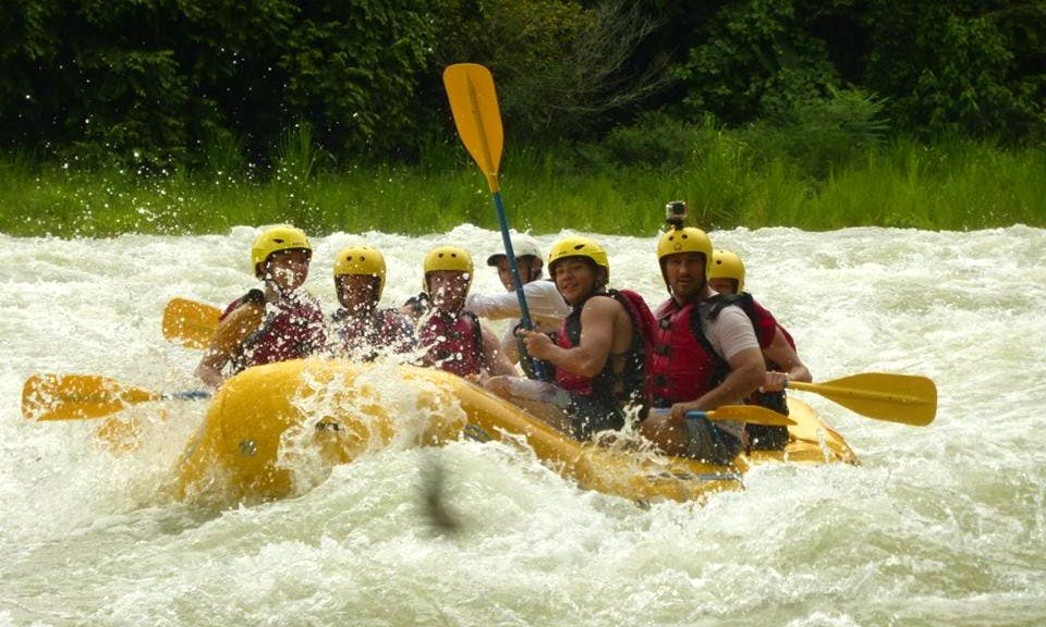 River Rafting In Dominical