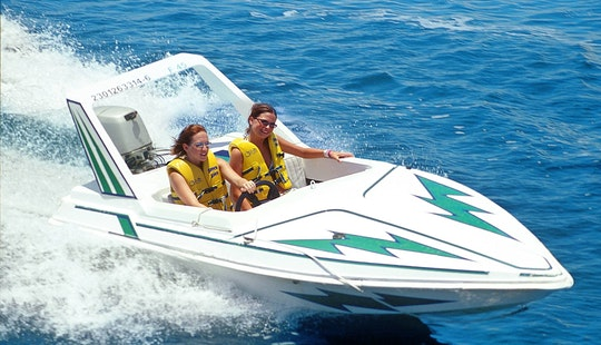 Personal Watercrat Eco Tours (2hours And A Half) And Snorkeling Cancun, Mexico