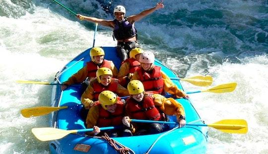 Rafting In Cusco, Peru