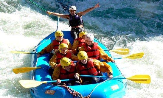 Rafting In Cusco, Peru