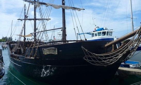 Enjoy Pirate Ship Adventures In San Diego