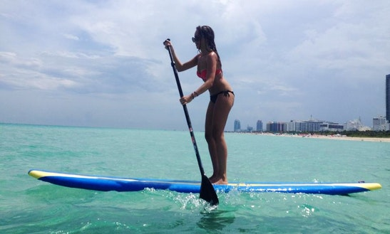 Sup Rental, Lessons & Tours In Coral Gables, Fl
