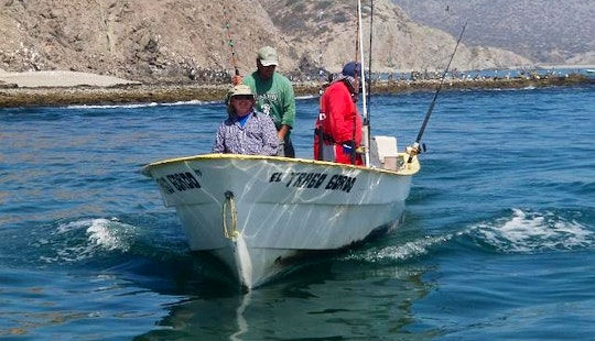 Guided Fishing Trips On