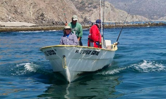 Fishing Trips Onboard The