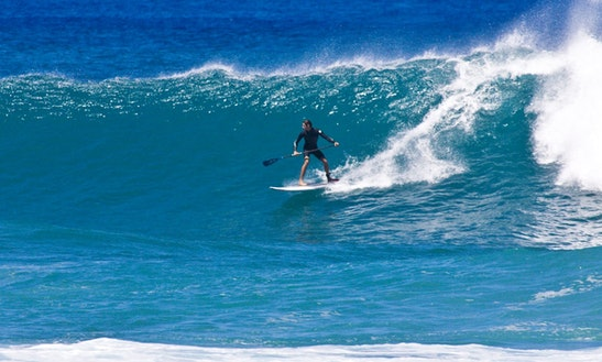 Paddleboard Rental In San Juan, Puerto Rico