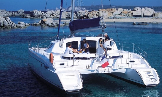 41' Cruising Catamaran