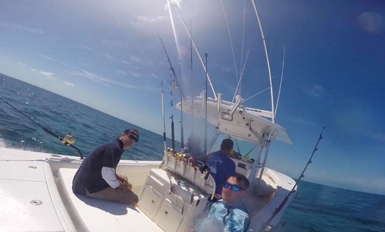 Fishing charter 32ft labrador in scituate massachusetts for Fishing charters plymouth ma