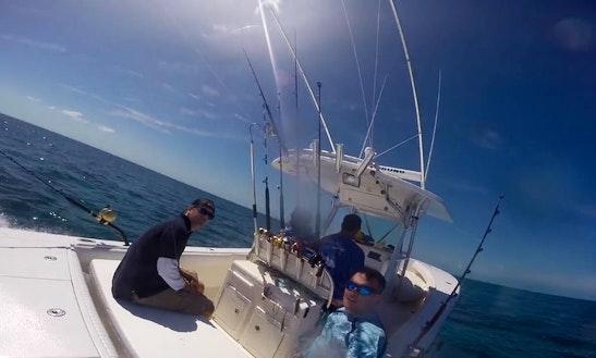 27' Sport Fisherman Charter In Beverly, Massachusetts