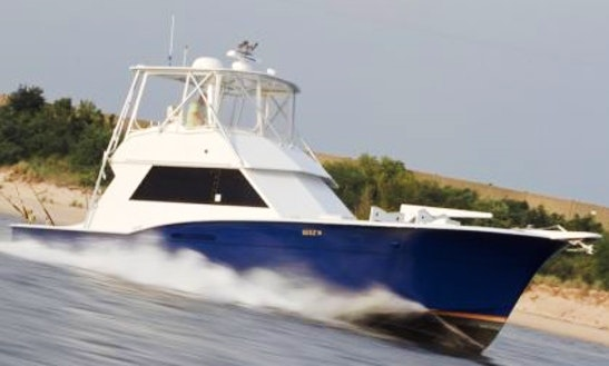 Fishing Trips On 46ft