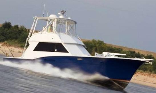 Fishing Trips On 46ft