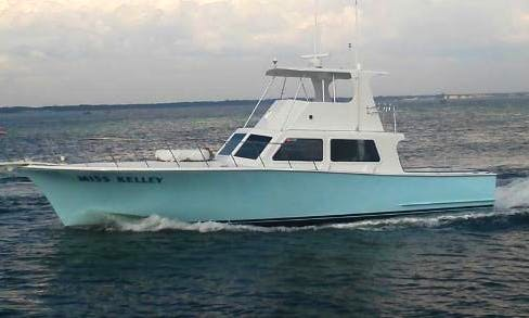 52' Sport Fishing Charter In Panama City