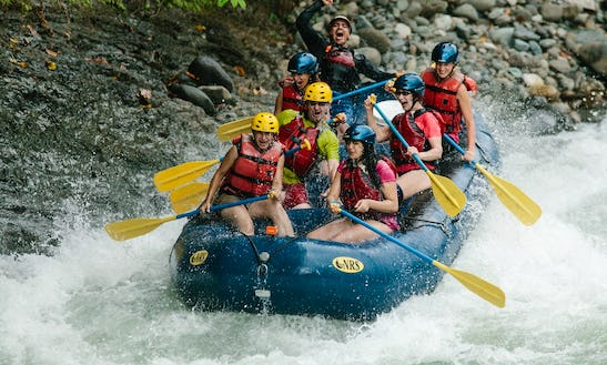 River Rafting Day Trips In San Isidro De El General