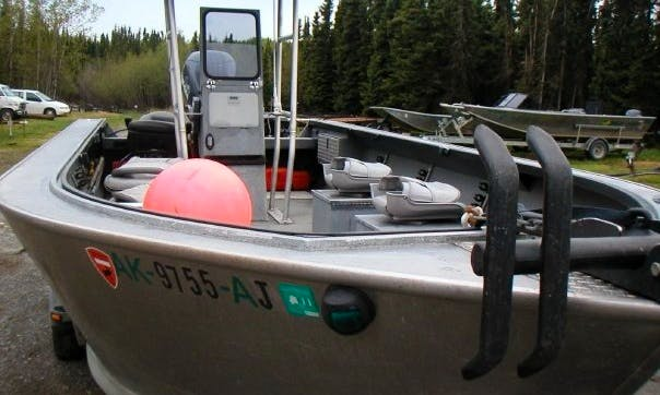Guided Fly Fishing In Sterling, Alaska