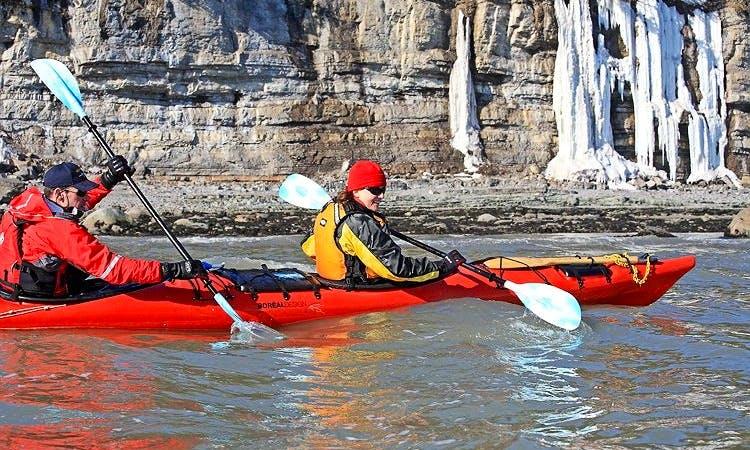 Tandem Kayak Rental in Baie-Saint-Paul, Canada