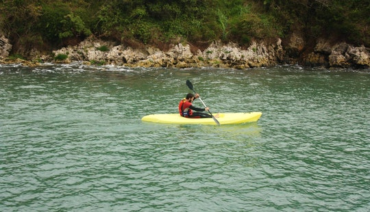 Guided Kayak Tour In San Gil, Colombia