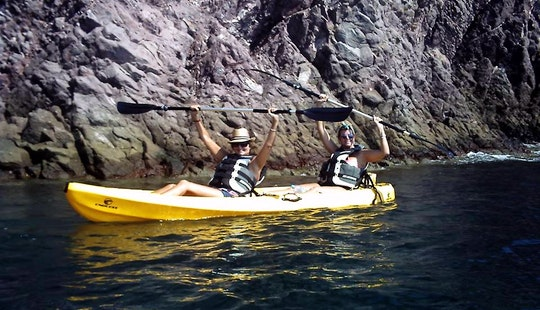 Tandem Kayak Rental In Sonora, Mexico