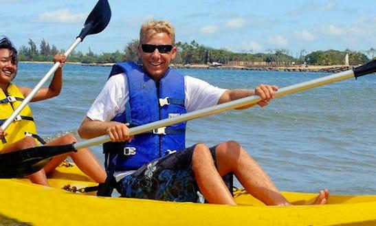 Kayak Rental In North Kingstown