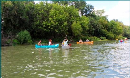 Kayak Rental In Webberville