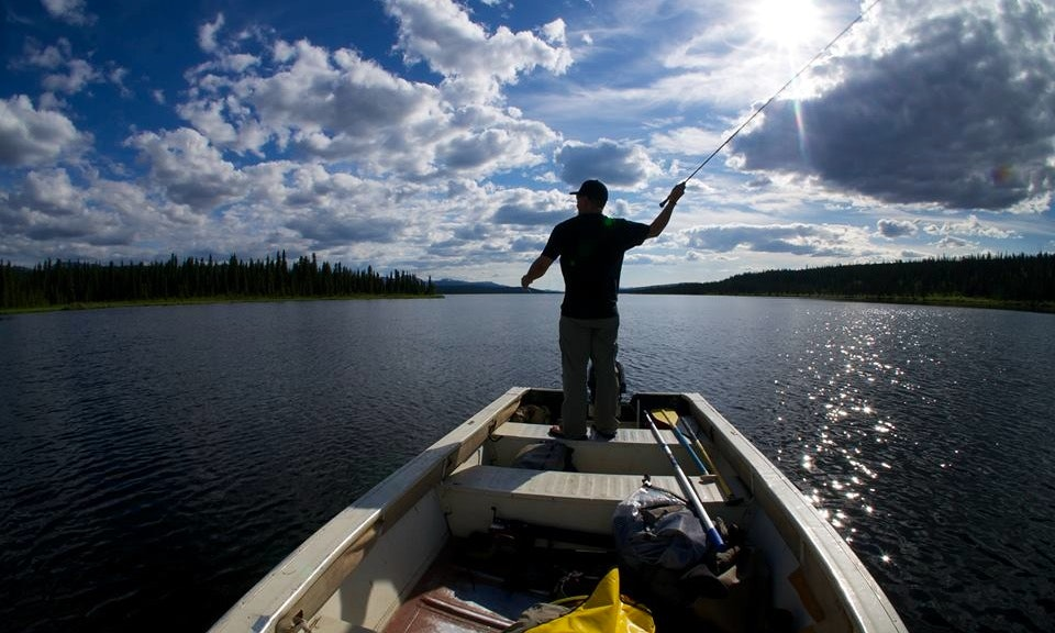 Guided Lake Fishing In Anchorage, Alaska | GetMyBoat Fish X Anchorage