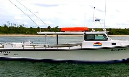 46' Drift Fishing Charter In Riviera Beach