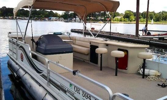 Pontoon Rental In Hawthorne, Florida