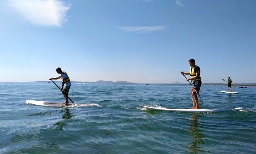 Stand Up Paddle Rental In Sant Pere Pescador