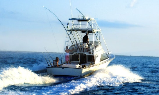 32' Blackfin Sportfishing Yacht In Nungwi