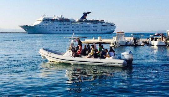 Lolivul 9 Boat Charter In Okrug Gornji