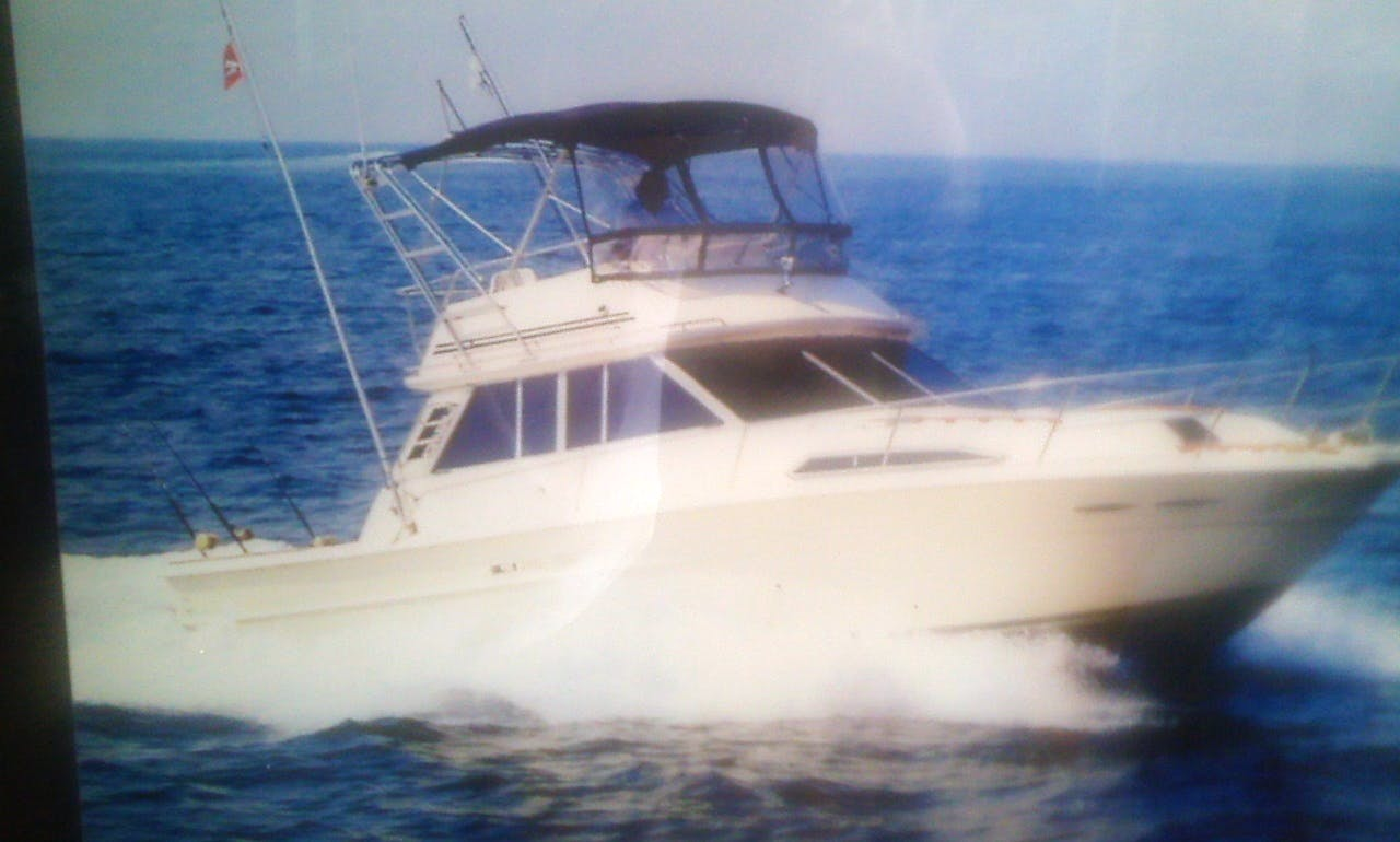 "Puerto Vallarta Fishing Charter on ""Ayamar"" Boat with Captain Phil"