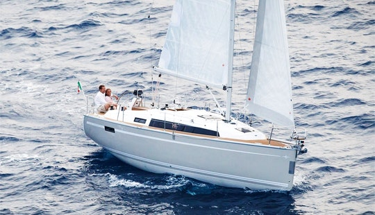 23' Bavaria Cruiser Sailing Yacht In Gdynia