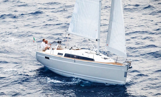 23' Bavaria Cruiser Sailing Yacht In Gdynia