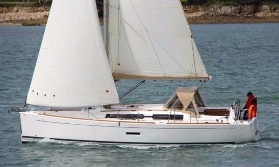 34' Dufour Sailing Yacht Charter In Gdynia