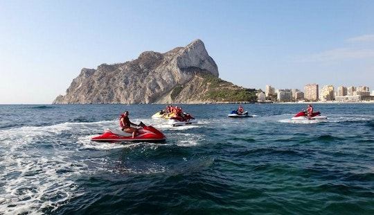 Jet Ski Rental & Excursions In Puerto Blanco