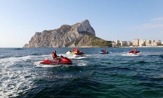 Jet Ski Rental & Excursions In Puerto Blanco