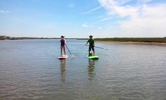 Stand Up Paddle Board Rental In Surfside Beach