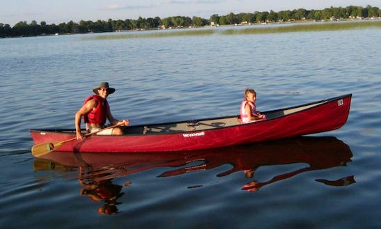 Canoe Rental & Tours In West Cook