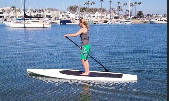 Paddleboard Rental In Newport Beach, Ca